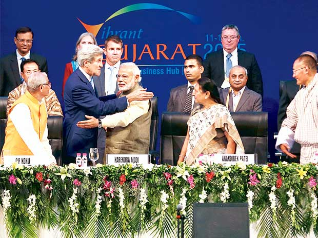 Vibrant Gujarat Summit